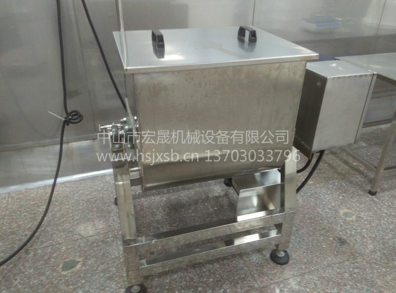不锈钢搅拌机