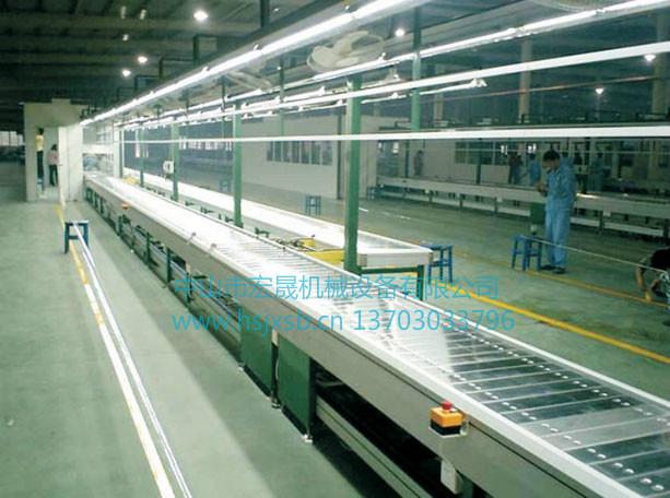 链板式生产线